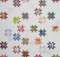 Free Seeing Stars quilt pattern from Make Star Quilt
