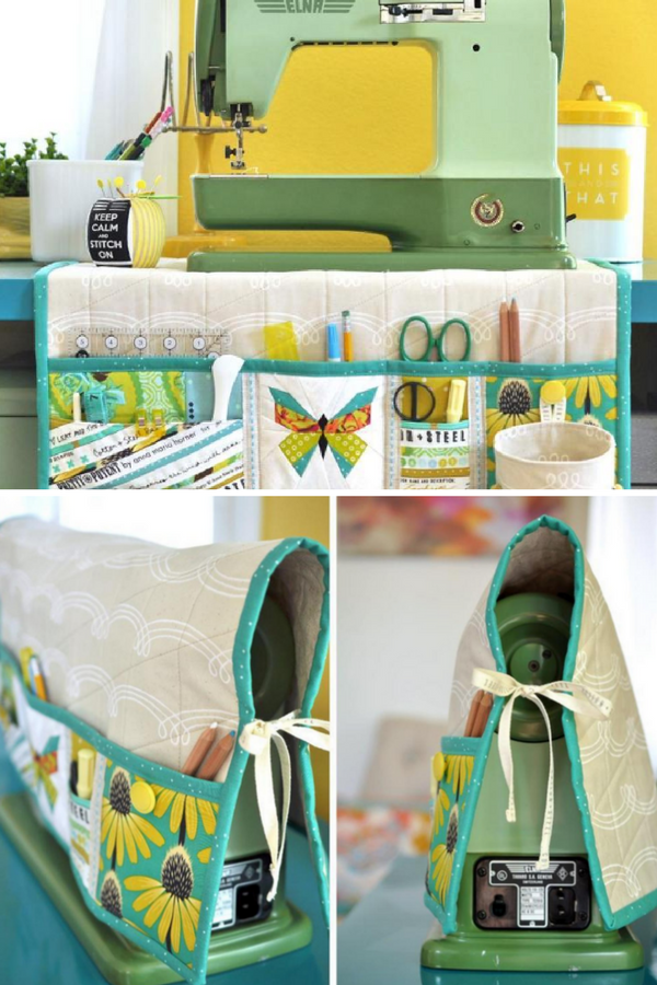 Undercover Sewing Mat | Free Sewing Pattern