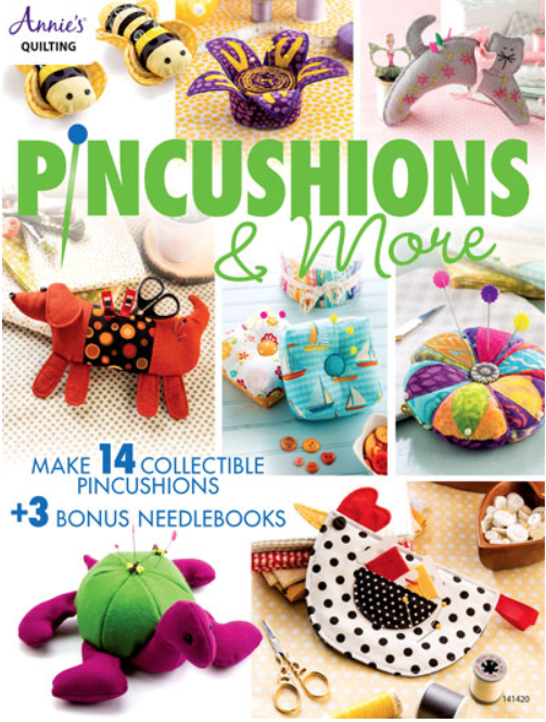 Pincushion Patterns Book