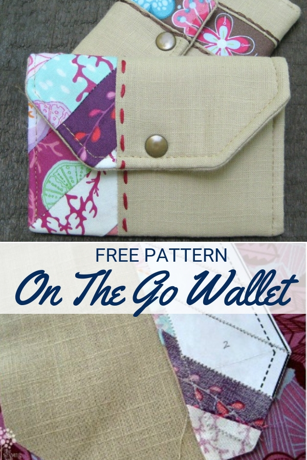 On The Go Wallet | Free Pattern