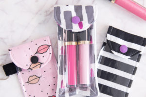 How to make a lip gloss case