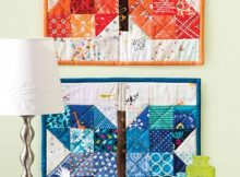Butterfly Quilt Wall Hanging