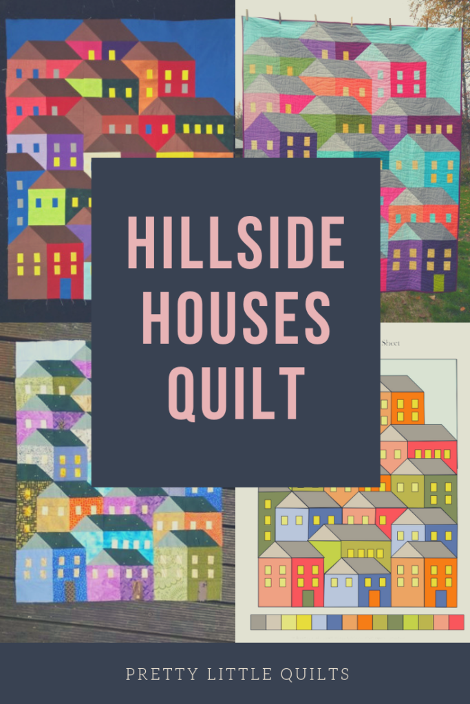 Hillside Houses Quilt