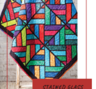 Stained Glass Quilt Video Class