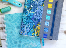 Journal Cover | Free Sewing Pattern