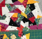 Turn Scraps into Yardage