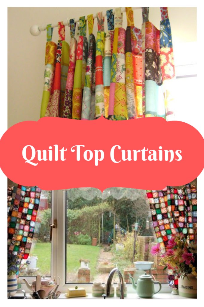 Quilt Top Curtains