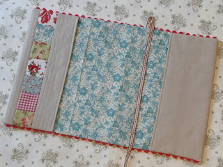 Sew a Journal Cover