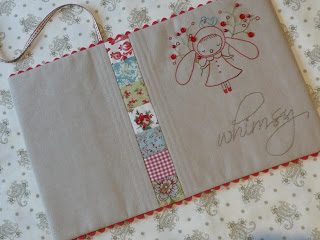 Journal Cover sewing tutorial