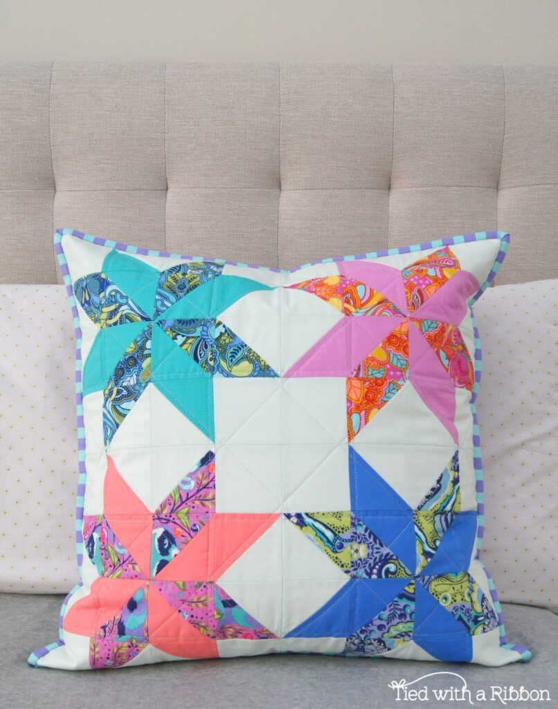 Free All Stars Pillow Sewing Pattern