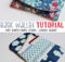 Free Wallet Sewing Tutorial