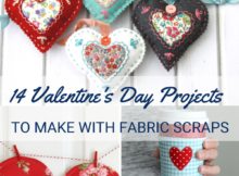 Valentine's Day Sewing Ideas