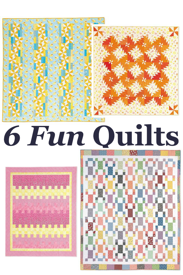 6 Fun Quilts