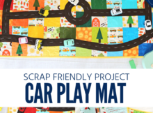 Car Play Mat Sewing Tutorial
