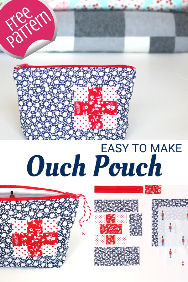Free Ouch Pouch Pattern to Sew