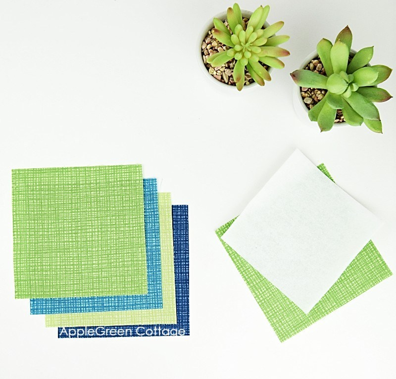 Simple to Sew Coaster Set