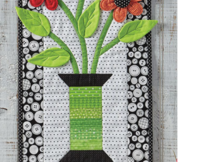 Floral Wall Hanging Quilt Video Class