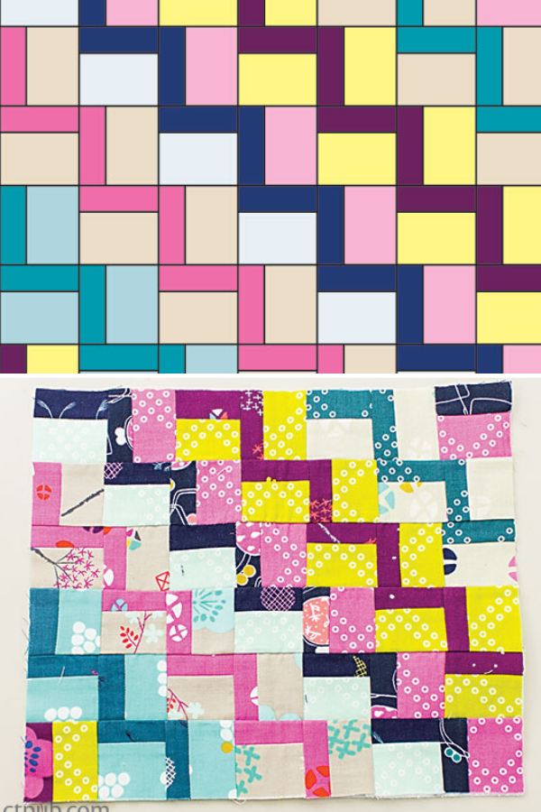 Patchwork Tablet Sleeve Tutorial