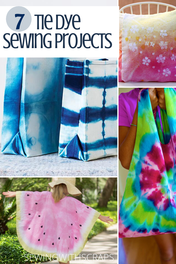 7 Tie Dye Projects to Sew