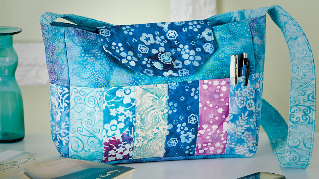 Batik Bag Video Sewing Class