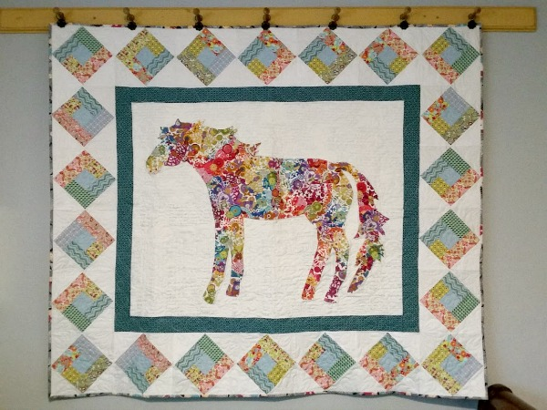 How to make a picture collage quilt